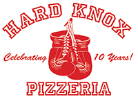 Hard Knox Pizza Logo