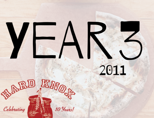 Year 3 of Hard Knox